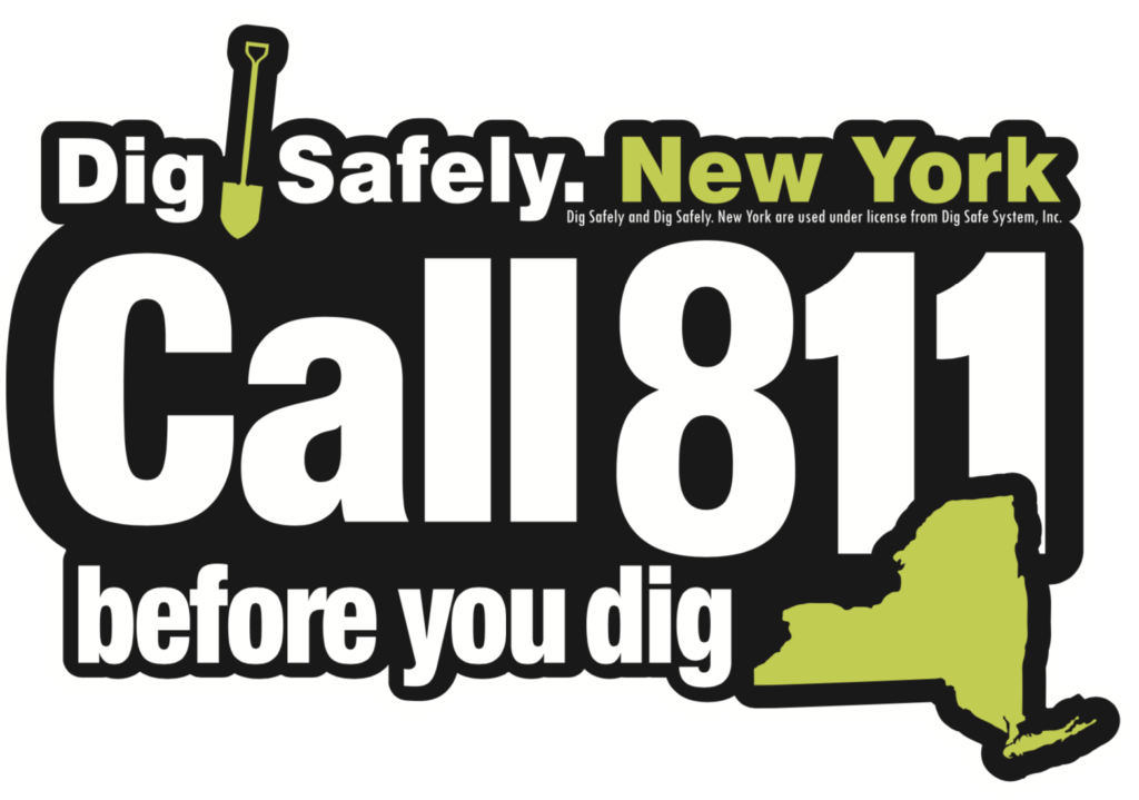 The Duke Company and Dig Safely New York - Training on How to Rent an Excavator and Operate Safely