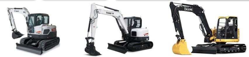 Rent Compact Excavator - Excavator Safety Training - Duke Company and Duke Rentals