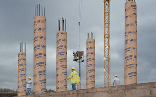 Concrete Requirements for Sontube Concrete Forms - The Duke Company