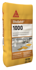Mortar SikaQuick® 1000 - The Duke Company Rochester NY