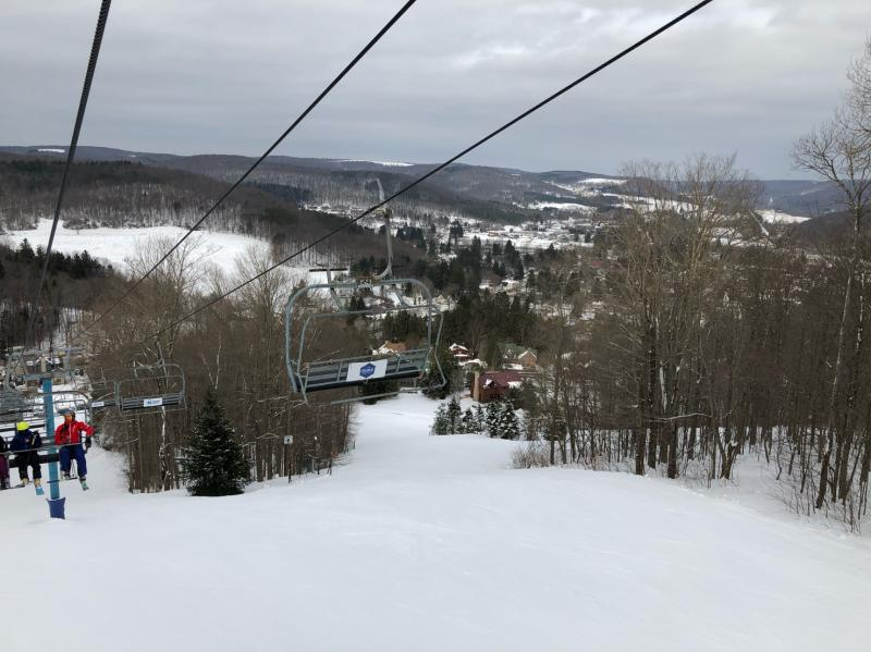 Duke Rentals - Participating Spnosor of Contractor's Ski Day at Holimont