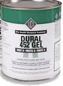 DURAL 452 GEL - ASTM C881 Compliant, Non-Sag, High Modulus Epoxy Adhesive by Euclid Chemical - The Duke Company