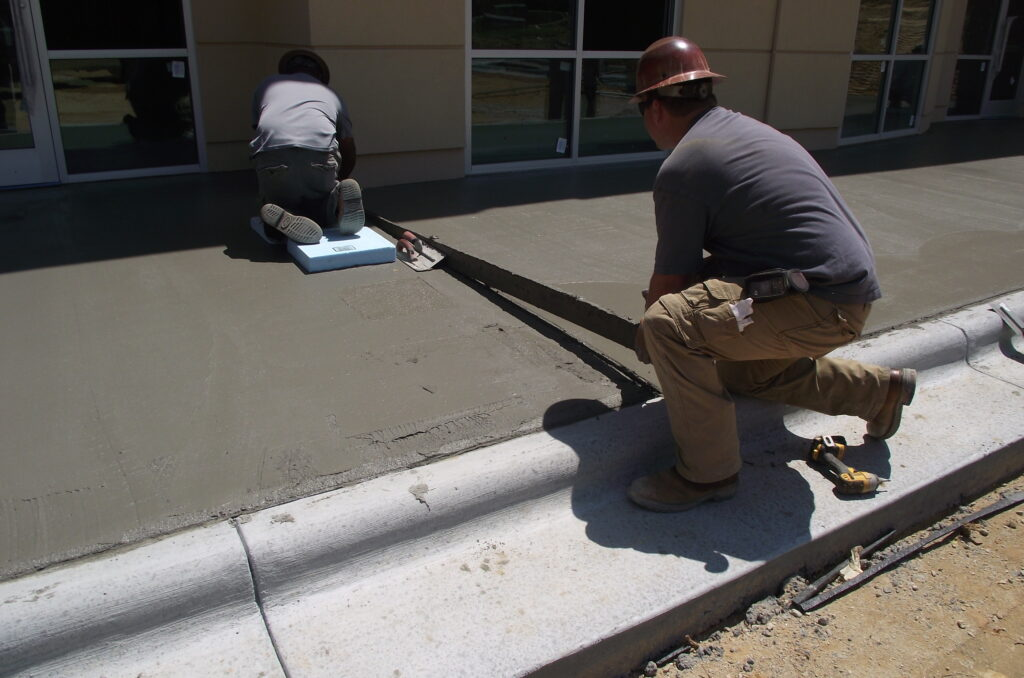 Installing Novaflex Concrete Expansion Joint Filler - The Duke Company - Pro Bulding Supplies in Western NY