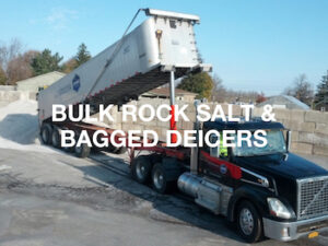 Buy Bulk Rock Salt and Bagged Deicers from The Duke Company in Rochester NY and Upstate NY