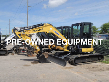 Buy Used Construction Equipment and Lifts from The Duke Company in Upstate NY