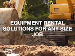 Rent Construction Equipment from The Duke Company in Upstate NY