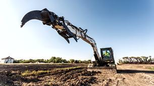 Compact Excavator, Full Size Excavator & Earthmoving Equipment Rental - Duke Rentals and The Duke Company Upstate NY