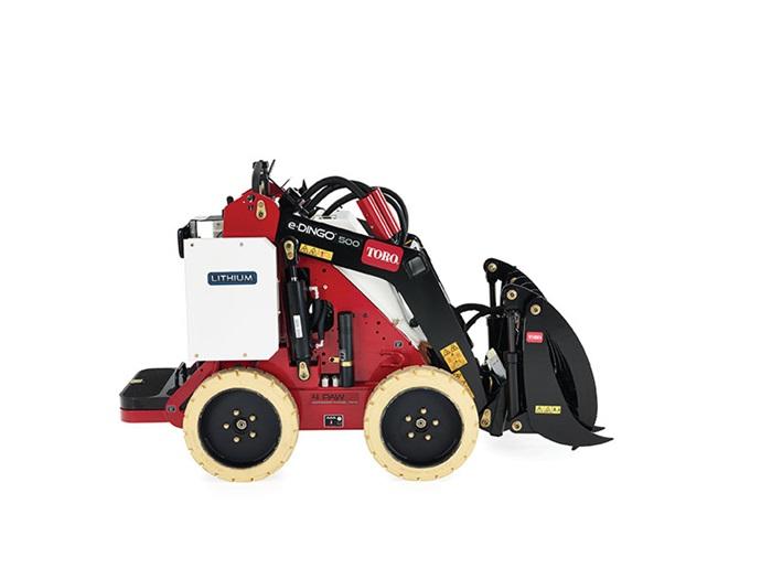 Electric Mini Track Loader Rental | Toro E-Dingo 500 | Duke Rentals | Duke Company - Rochester, Ithaca, Dansville, Auburn NY