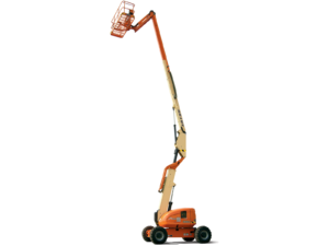 Reach High! Rent Outstanding 60 Foot Articulating Boom Lifts from the Duke Company | JLG 600 AJ