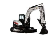 Rent Bobcat E85 Compact Excavator Rental from Duke Rentals and The Duke Company | Rochester NY | Ithaca NY | Dansville NY | Auburn NY