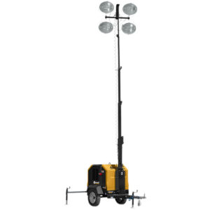 Rent Light Towers in Upstate NY from The Duke Company - Allmand Night Lite V Series Portable Light Towers