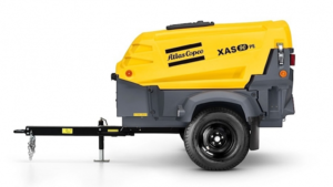 Rent the Best Portable Air Compressors from the Duke Company - Atlas Copco XAS 90 Portable Air Compressor