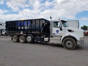 Duke Rentals Best Same Day Roll-Off Container Rental & Dumpster Rental in Rochester NY & Dansville NY | The Duke Company