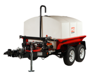 MultiQuip WTC5 Water Trailer Rental - Duke Rentals and The Duke Company - Upstate NY Equipment Rental
