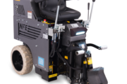 Rent the Best in Ride-On Scrapers from The Duke Company  | National Flooring Equipment 7700 Ride-on Scraper with All Day Battery|