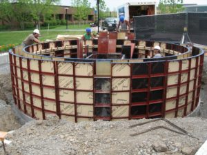 Concrete Forms and Trench Shoring from the Duke Company in Upstate NY
